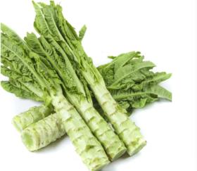 【美味蔬菜】新鲜莴苣500g±20g | 基础商品