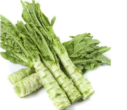 【美味蔬菜】新鲜莴苣500g±20g 商品图0