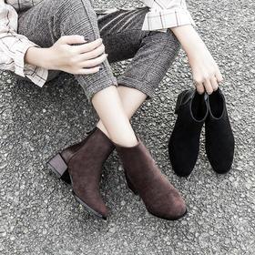芸舒恋切尔西靴