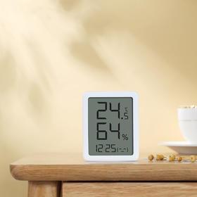 秒秒测温湿度计(LCD版)