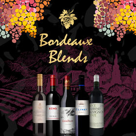 【品鉴会门票】配方的力量,韵味波尔多式混酿【Tasting  Ticket】the Power of Formula, Taste of Bordeaux Blends