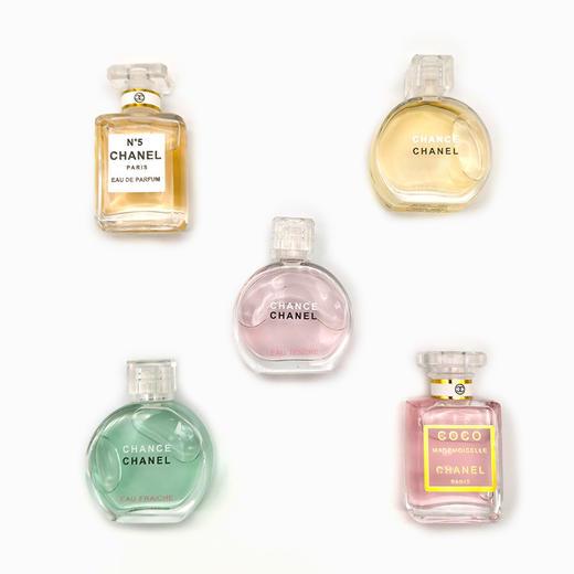 香奈儿香水小样5件套礼盒粉邂逅COCO可可小姐套装 商品图3