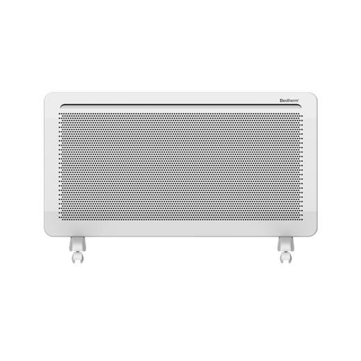 【这个冬天35°】百斯腾家用取暖器 双核对流制热 APP智能操控 欧洲防水技术 居家沐浴两用 商品图5