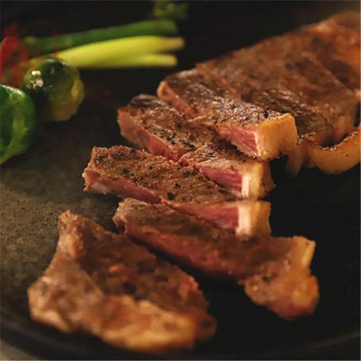 【月河】臻和牛149元双人牛排套餐 安格斯西冷牛排、意面、烤翅、蘑菇汤、草莓奶昔、雪梨汁... 商品图0