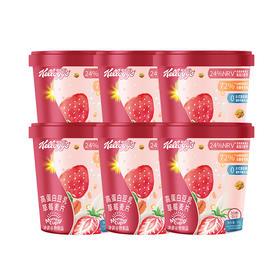家乐氏高蛋白豆乳草莓水果麦片