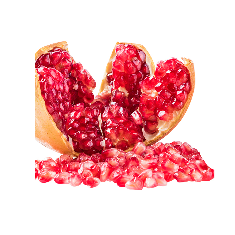 当季 | 河阴突尼斯软籽石榴 色泽艳丽 籽粒如红玛瑙 甜美多汁 女神必备 商品图2