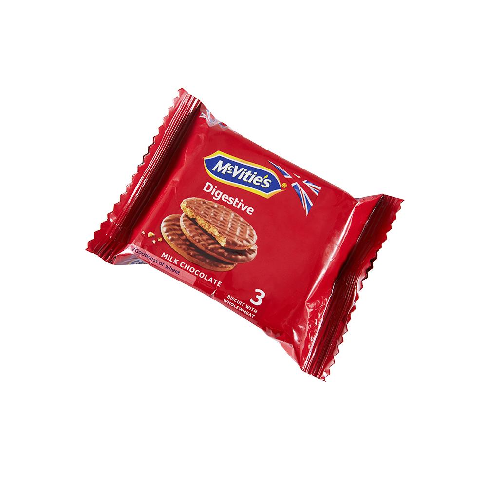 麦维他91g巧克力消化饼7包装 商品图3