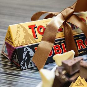 三角巧克力100g*4