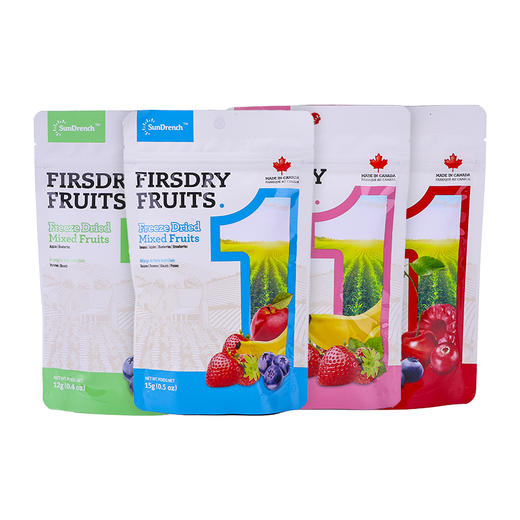 绎果空间混合冻干水果3包装 商品图2