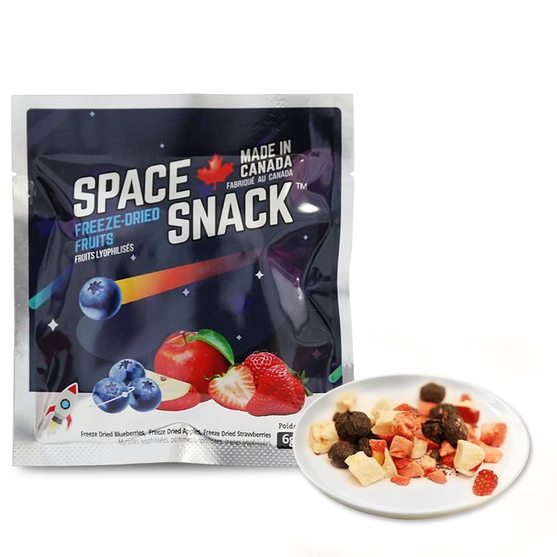 绎果空间混合冻干水果6包装 商品图3
