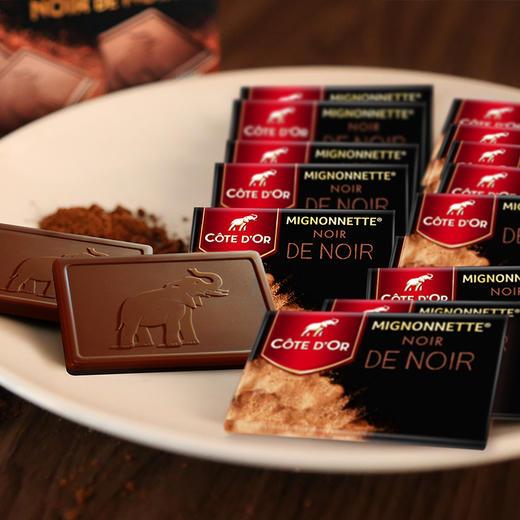 金象黑巧克力240g 商品图1