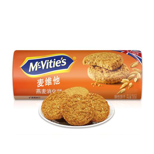 麦维他燕麦消化饼4包装 商品图1