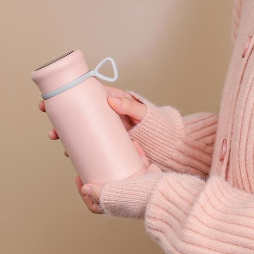 【黑科技保温杯】保温杯还能充电加热,摇一摇还能变身暖手宝,拍拍杯盖还能显示温度 商品图5