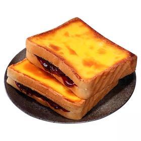 蓝莓乳酪岩烧面包130克/袋