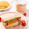 健身高蛋白鸡胸肉丝  代餐饱腹  低油低盐低糖  即食鸡肉丝 商品缩略图2