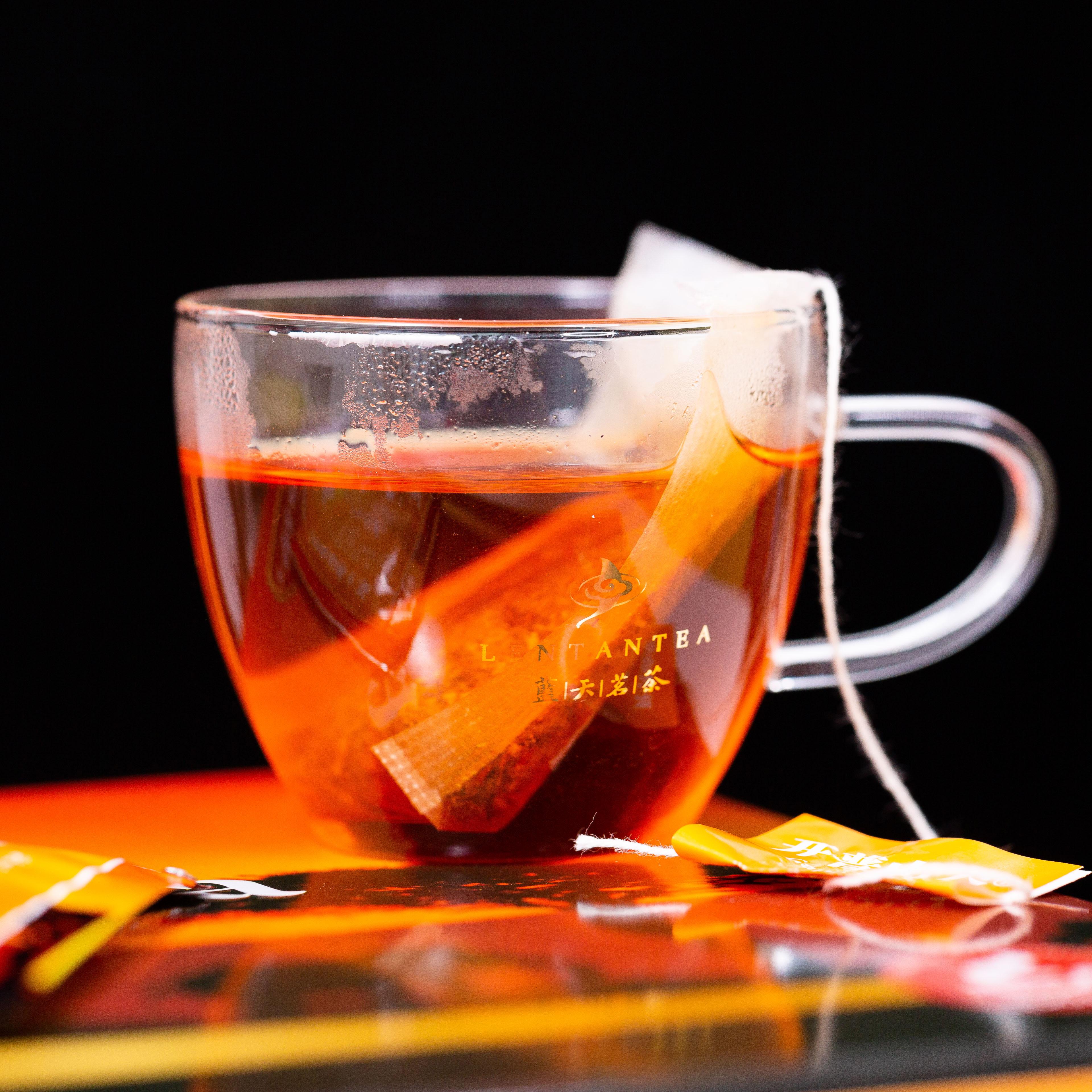 「可以喝的神仙水」开普山谷南非博士茶 Rooibos路易波士国宝红茶无咖啡因 美容养颜  0卡路里 无糖分  孕妇可喝100袋/盒 商品图1