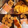 【10月会员日】[红谷林小石子饼]麦香清新 酥脆可口  4种口味共5袋装 商品缩略图3