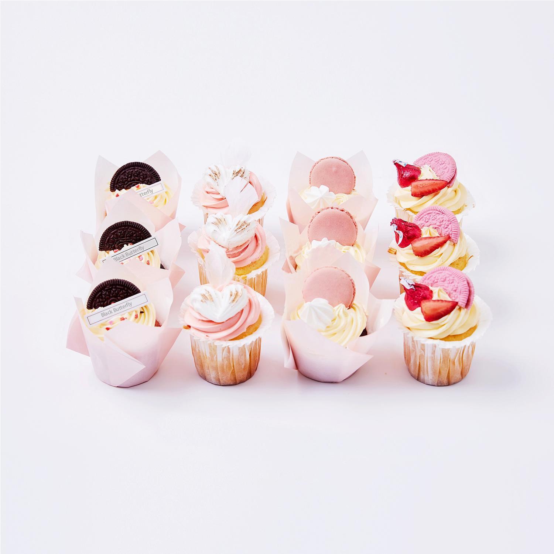 【甜蜜版】cupcake 纸杯蛋糕 商品图0