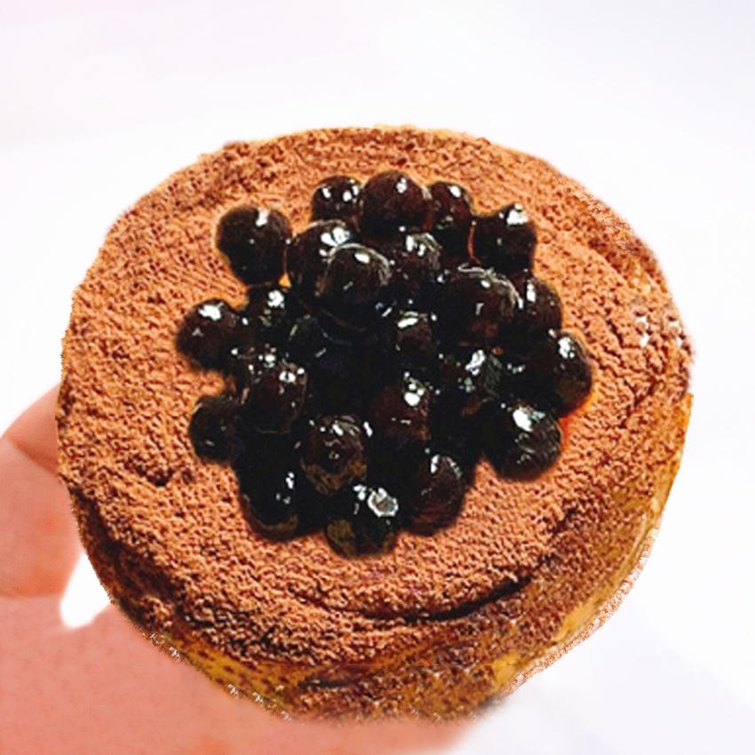 可可黑珍珠葡挞葡挞4个装 商品图0