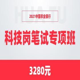 2021年中國農業銀行科技崗筆試專項班