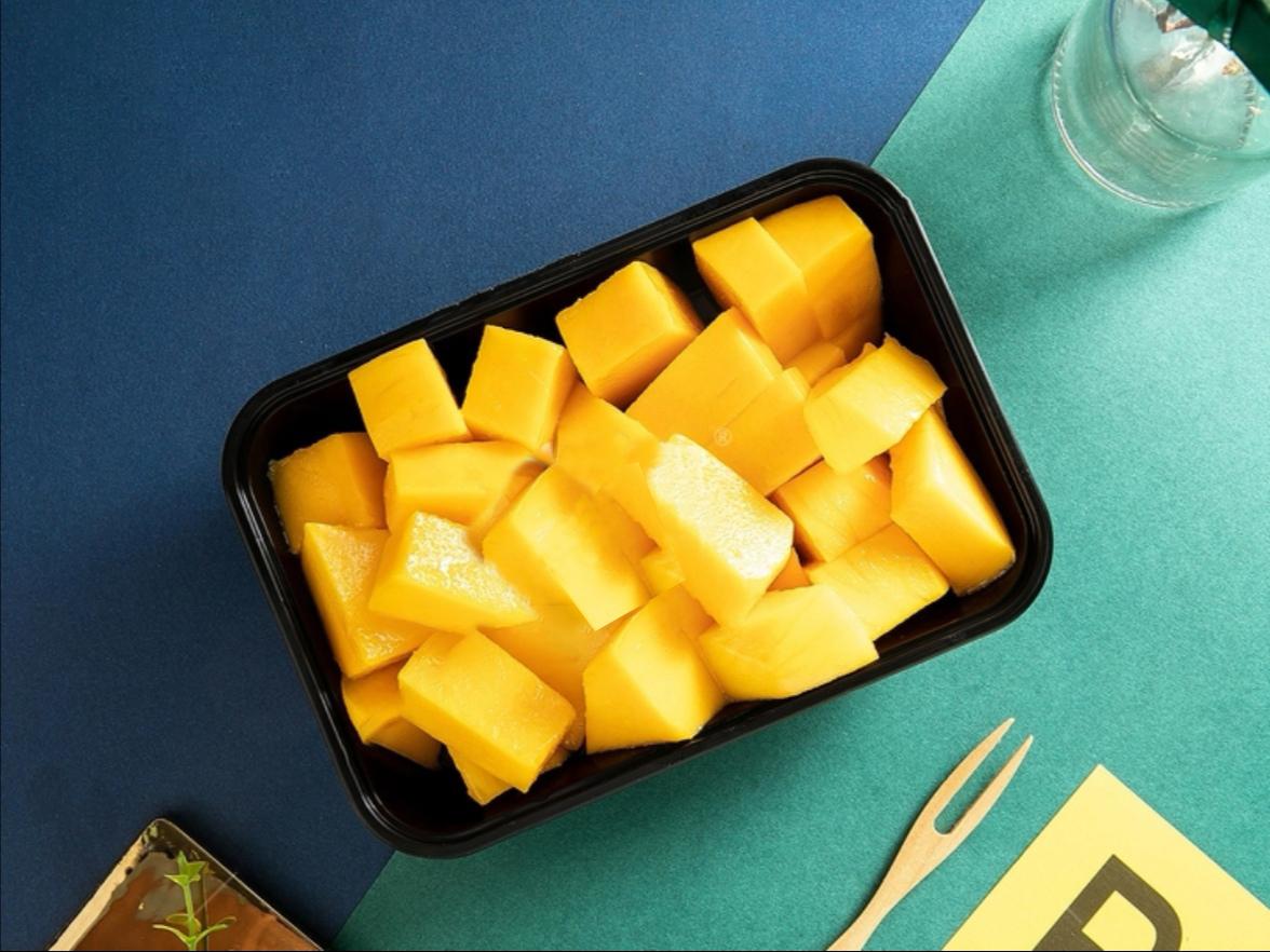 【现切】芒果鲜切水果盒-300g 商品图0