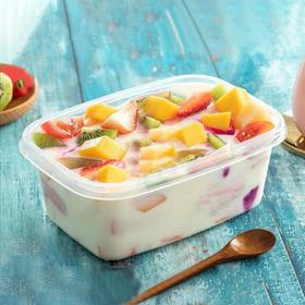 【嘴馋套餐】4种水果组合水果酸奶捞