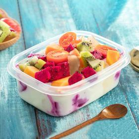 【瘦身套餐】6种水果组合水果酸奶捞