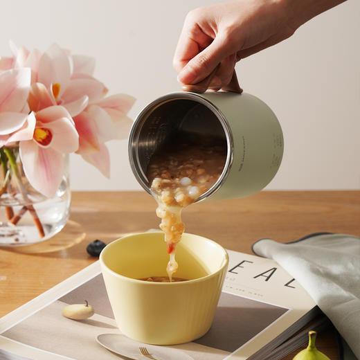 mokkom·多功能桌面养身杯 , 养身壶、水杯二合一,随时喝上一口温热水 商品图3