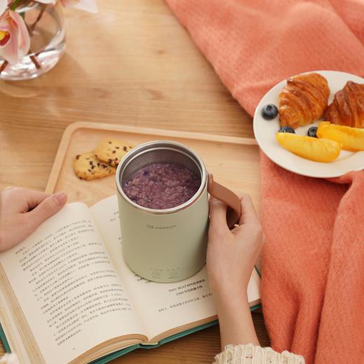 mokkom·多功能桌面养身杯 , 养身壶、水杯二合一,随时喝上一口温热水 商品图2