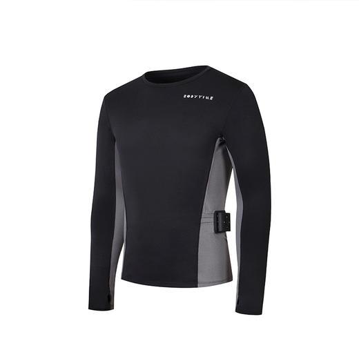 BODYTIME男士EMS健身衣黑科技智能运动训练服长袖户外跑步速干衣 商品图6