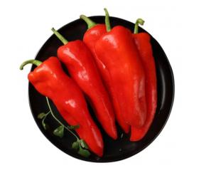 【时令蔬菜】红青椒250g±20g | 基础商品