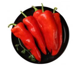 【时令蔬菜】红青椒250g±20g