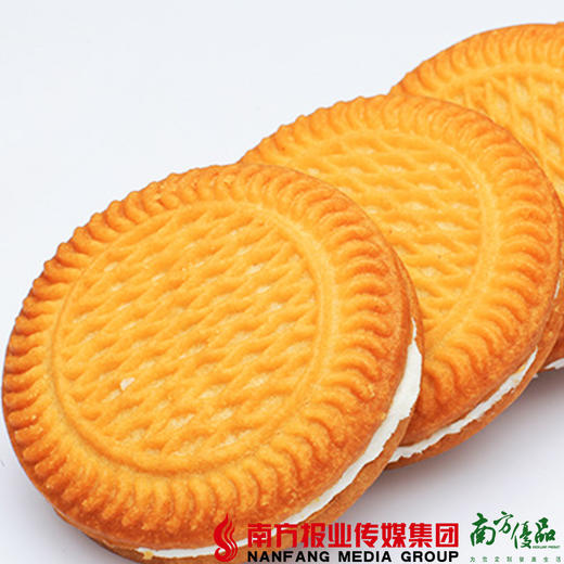 【全国包邮】佬食仁 一个夹心饼干 500g/箱(72小时内发货) 商品图2