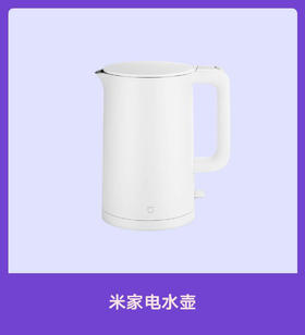 【抽奖礼品】米家电水壶 | 基础商品