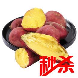 秒杀【美味蔬菜】红薯500g±20g