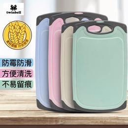 【热卖】不发霉砧板 小麦秸秆案板 切菜板水果板 环保材质 不打滑 不起屑