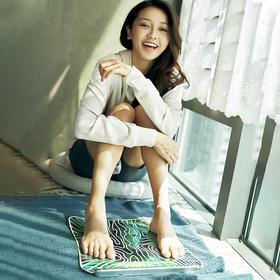 """【美腿""""塑""""出来】VONMIE浮光垫 Type-c充电接口 智能触控 无线纤薄 仿手按摩 深层纤腿 轻薄易携"""
