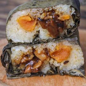 【半岛商城】爆汁糯米鸡 ❥ 广府美味传承 精心配制馅料 口感丰富 营养美味 好吃不腻