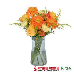 南瓜舞会主题花束 (款式随机发,11月1日收花)