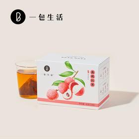 [荔枝红茶]甘甜荔枝 清爽温润  15包/盒 | 基础商品