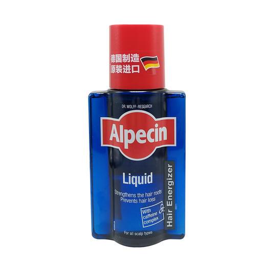 德国Alpecin欧倍青C1咖啡因防脱洗发水250ml 健发防脱去油 商品图6