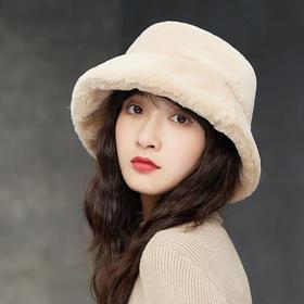 BBFS-MX-0195新款韩版时尚休闲厚皮毛绒保暖渔夫帽TZF