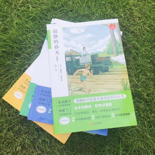 【开心图书】全彩1-6年级寒假阅读+任选价值20元名著 商品图8