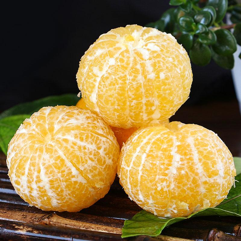 上新   广西皇帝柑  新鲜水果  清甜爽口 皮薄多汁 现摘现发 商品图1