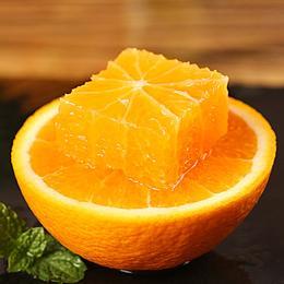 鲜甜爆汁的湖北高山脐橙 果肉细腻无渣   产地现摘新鲜直达