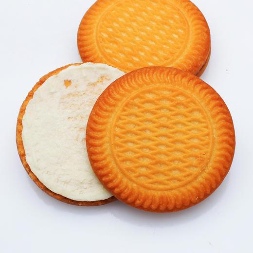 佬食仁夹心饼干500g/箱 约22包 休闲居家办公零食食品 商品图7