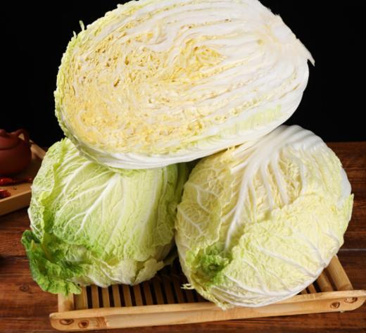 【时令蔬菜】大白菜900g±20g 商品图1