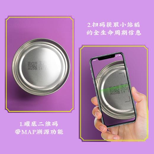 龙米家与MAP合作款小站稻8罐装礼盒 商品图4