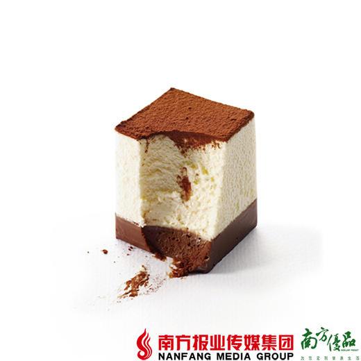 【部分地区包邮】21cake-黑白巧克力慕斯蛋糕2磅 908g/个(48小时内发货) 商品图1