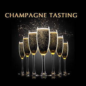 买一送一【11.15门票】白中白香槟品鉴会  buy 1 get 1 free【Nov. 15 ticket】Champagne Blanc de Blancs Tasting